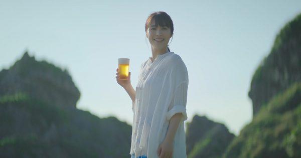 キリン「淡麗グリーンラベル」がリニューアル 新CMキャラクターは広瀬アリス
