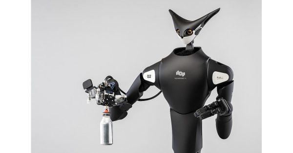 オカムラとTelexistenceが資本業務提携、遠隔操作ロボット向けの店舗用什器など開発