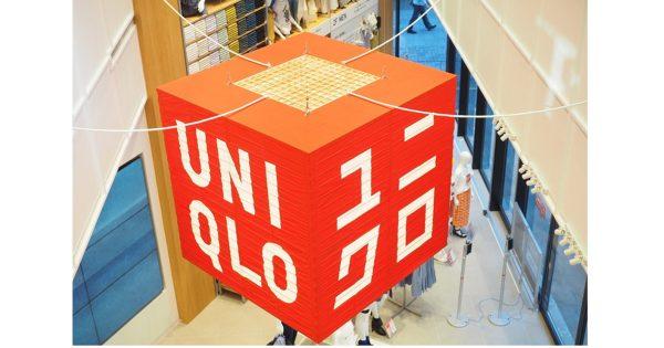 「ユニクロ 浅草」はまるで観光案内所 地場の銘店への回遊促す