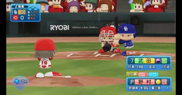 プロ野球中継 vs パワプロ 広告効果は同等 ニールセン分析