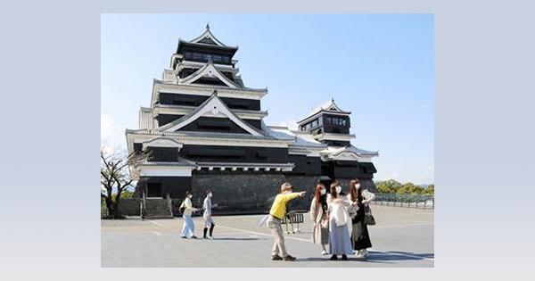 熊本県内の宿泊業「国は有効な支援策を」 コロナ禍の衆院選 訪日客消え、国内客も大幅減