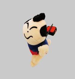 「ひきゃく君」人形-1
