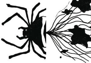 地獄番 鬼蜘蛛日誌_ポスター_14
