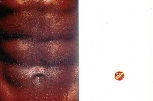 アンタークティカの広告