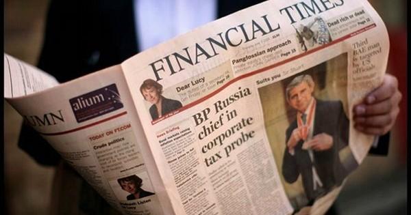 FTの紙はなぜピンク色?-ネットメディアがブランド化するために必要なもの