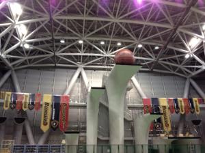 「横浜国際プール」