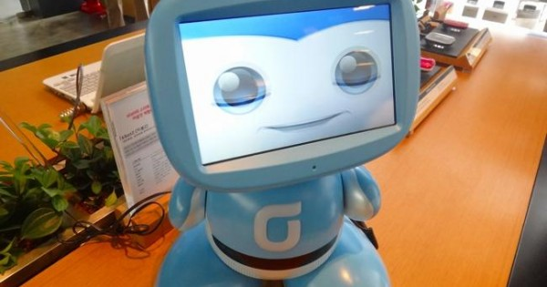 韓国発の子供向け教育ロボット「Kibot2」を発見!