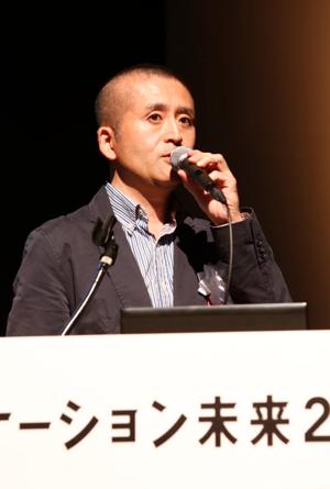 環境エネルギーカテゴリーチームリーダー 橋本之克
