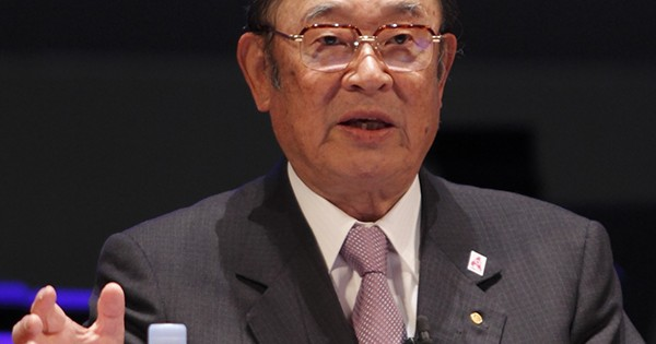 ≪記念講演≫独自の生産方式で躍進へ——トヨタ自動車・張富士夫名誉会長