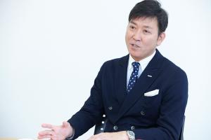 GMOリサーチ 常務取締役チーフマーケティングオフィサー 織戸恒男さん
