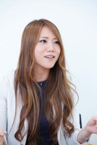 GMOリサーチ JMI事業本部ビジネスディベロップメント部 白鳥陽香さん