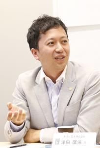 ネスレ日本 ネスカフェアンバサダービジネスユニット  部長 津田匡保氏
