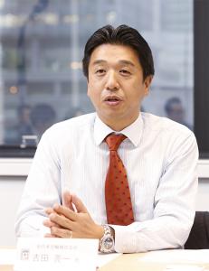 全日本空輸 マーケティング室  マーケットコミュニケーション部部長 吉田亮一氏