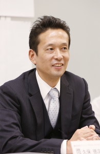 フィリップスエレクトロニクスジャパン ライティング事業部  マーケティングマネジメントの久保徳次氏