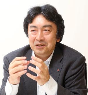 寺田文明(森永乳業 広告部長)