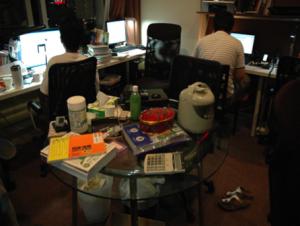 創業当時(2008年4月)のユーザベース